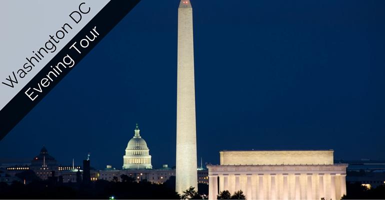 Washington DC Night tour