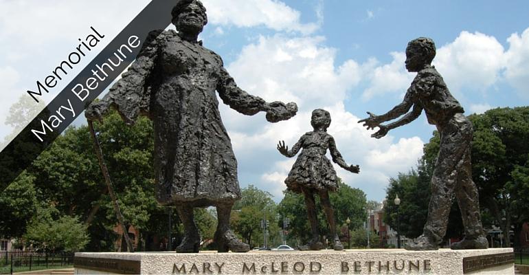 Mary Jane McLeod Bethune Memorial