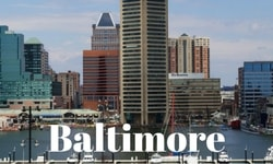 Baltimore Tour