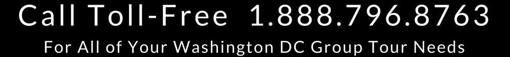 Tour Washington DC Toll Free