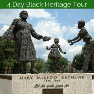 4 Day African American Heritage Tour