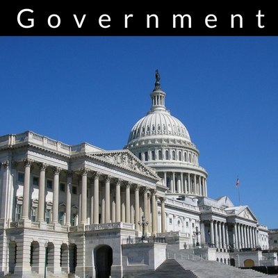 Government Sites and Attractions in Washington DC