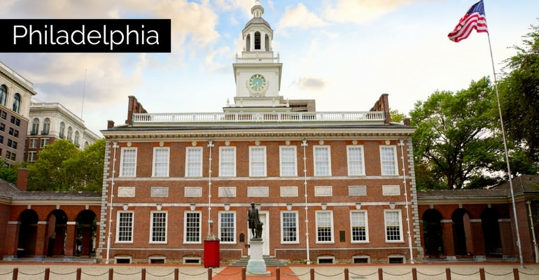 Philadelphia Group Tours